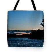 Summer Sundown Tote Bag
