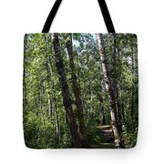 Summer Trail Tote Bag
