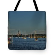 Summers Canal Tote Bag