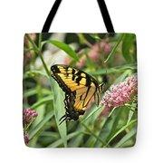Summer's Flying Tiger  Tote Bag