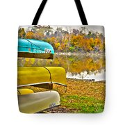 Summer's Over Tote Bag