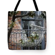 Summertime Livin' In The Big Easy Tote Bag