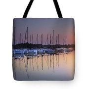 Summertime Sailing Tote Bag
