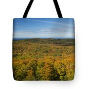 Summit Peak Autumn 12 Tote Bag