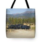 Sumpter Valley Railroad Tote Bag