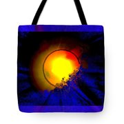 Sun And Glory Tote Bag