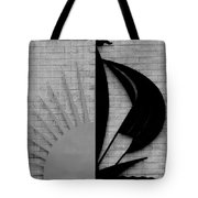 Sun And Sail Tote Bag