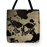 Sun Kissed Butterfly Tote Bag
