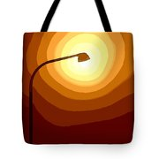 Sun-light Tote Bag
