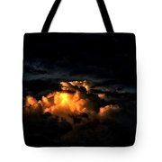 Sun On Clouds Tote Bag