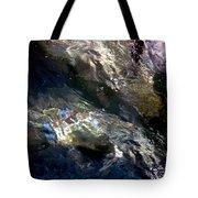 Sun On Water Tote Bag