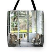 Sun Porch Tote Bag by Susan Savad