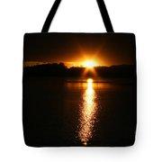 Sun Ray Tote Bag