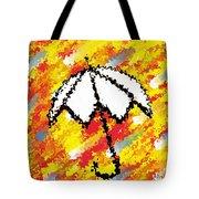 Sun Shade Tote Bag
