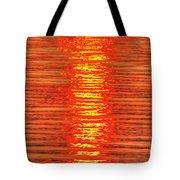 Sun Strings Tote Bag