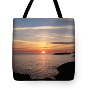 Sun Up On The Up Tote Bag