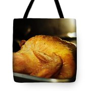 Sunday Chicken Tote Bag