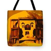 Sundown Chimayo Tote Bag