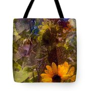 Sunflower 12 Tote Bag