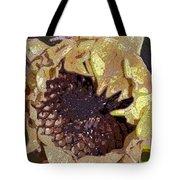 Sunflower 13 Tote Bag