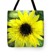 Sunflower 5 Sf5wc Tote Bag