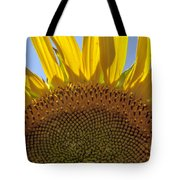Sunflower Arch Tote Bag