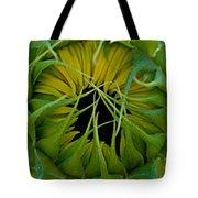 Sunflower Kisses Tote Bag