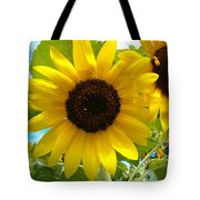 Sunflower Medley Tote Bag
