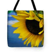 Sunflower One Tote Bag