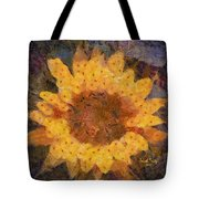 Sunflower Season Tote Bag