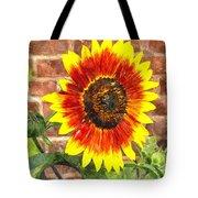 Sunflower Sfwc Tote Bag