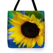 Sunflower Too Tote Bag