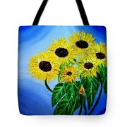 Sunflowers 1 Tote Bag