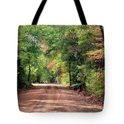 Sunlight Intersection Tote Bag