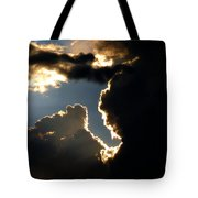 Sunlit Brilliance Tote Bag