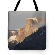 Sunlit Half Dome Tote Bag