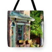 Sunny Afternoon New Castle De Tote Bag