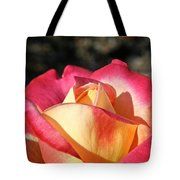 Sunny Opening Tote Bag