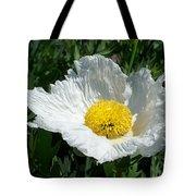 Sunny Side Flower Tote Bag