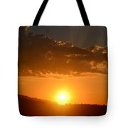 Sunny Side Upward Tote Bag