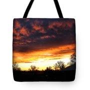 Sunrise 01 05 12 Tote Bag