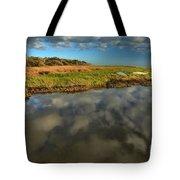 Sunrise At Brooks Island Refuge Tote Bag