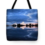 Sunrise At Lake Tahoe Tote Bag