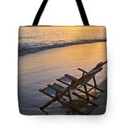 Sunrise At Lanikai Tote Bag