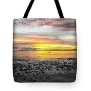 Sunrise At Sea 2 Tote Bag