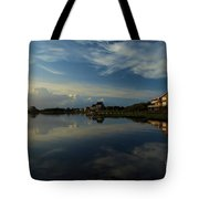 Sunrise At The Outer Banks Tote Bag