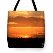 Sunrise August 1 2012 Tote Bag