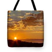 Sunrise Bayou Tote Bag