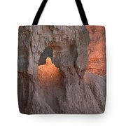 Sunrise Detail Bryce Canyon Tote Bag
