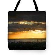 Sunrise Over Kessock Tote Bag